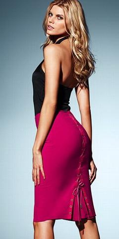 Фото девушек в юбках с разрезом фото 542-123