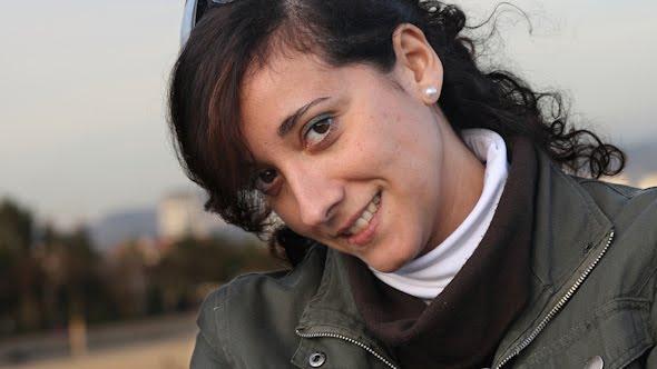 Carmen y la luz de su sonrisa