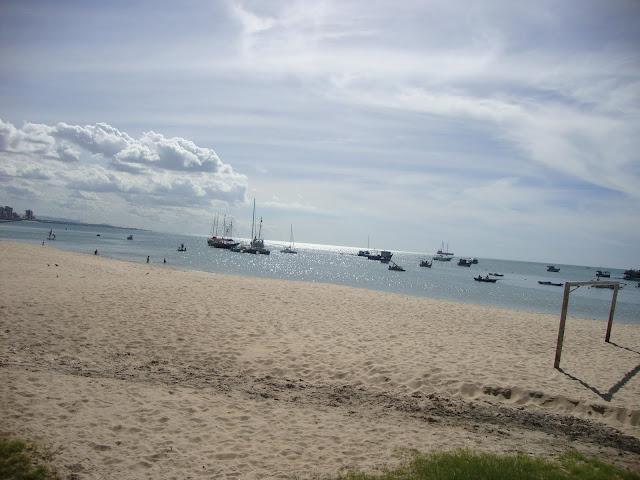 Praia de Mucuripe - Fortaleza - CE