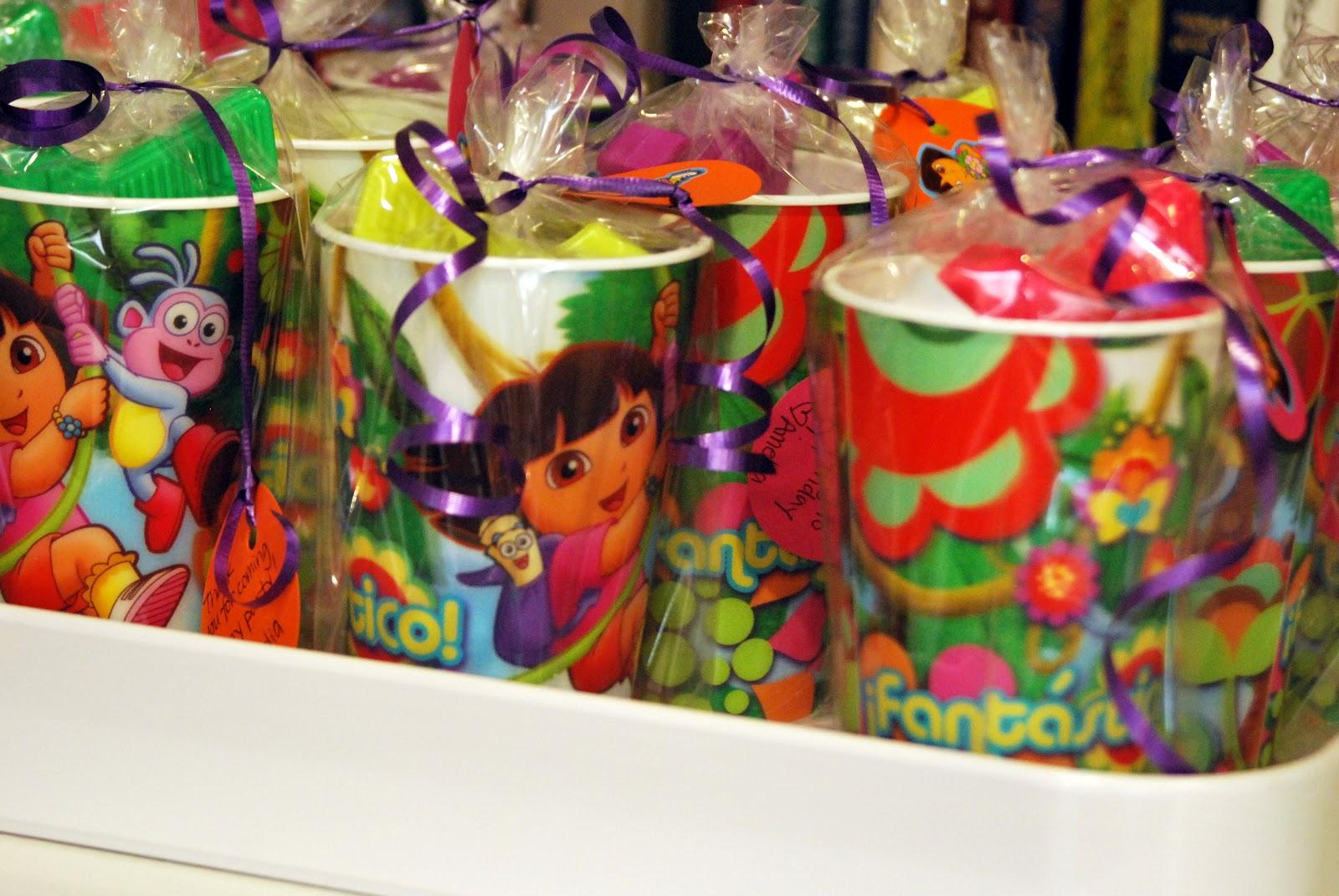 Birthday Party Ideas Dora Supplies