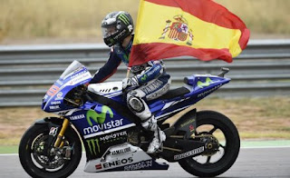 Lorenzo Juara MotoGP Aragon