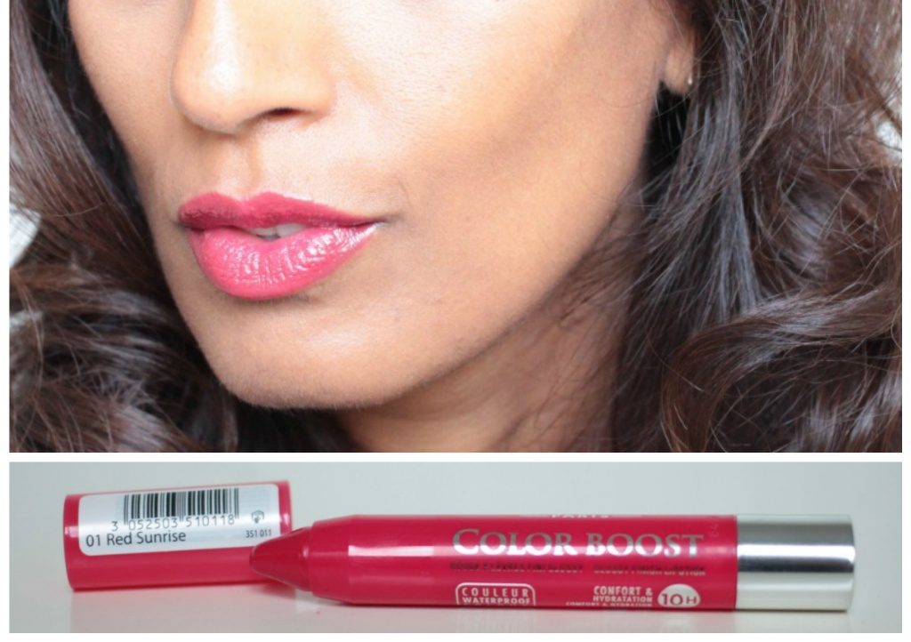 red sunrise - Color Boost Bourjois