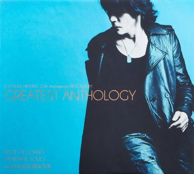 [TV-SHOW] 氷室京介 25th Anniversary BEST ALBUM GREATEST ANTHOLOGY