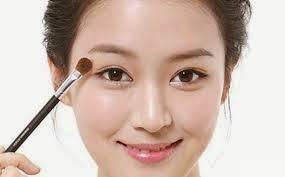wajah up natural korea make tentunya make ala seorang ala wanita   up sebagai make up natural untuk bulat  korea cara