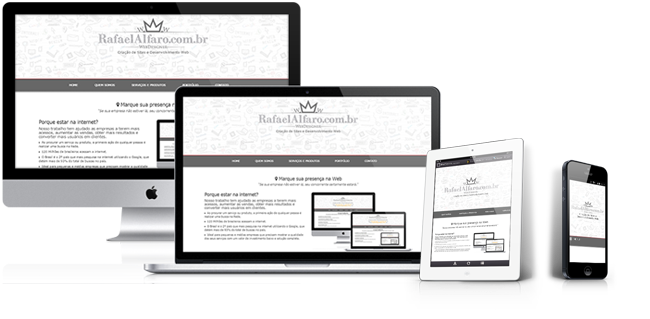 Sites Para Empresas - Campinas/SP