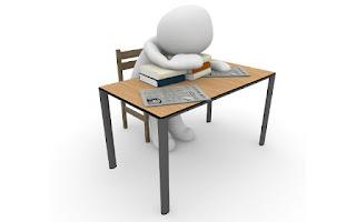 El agotamiento y el cansancio son producidos por un exceso de trabajo