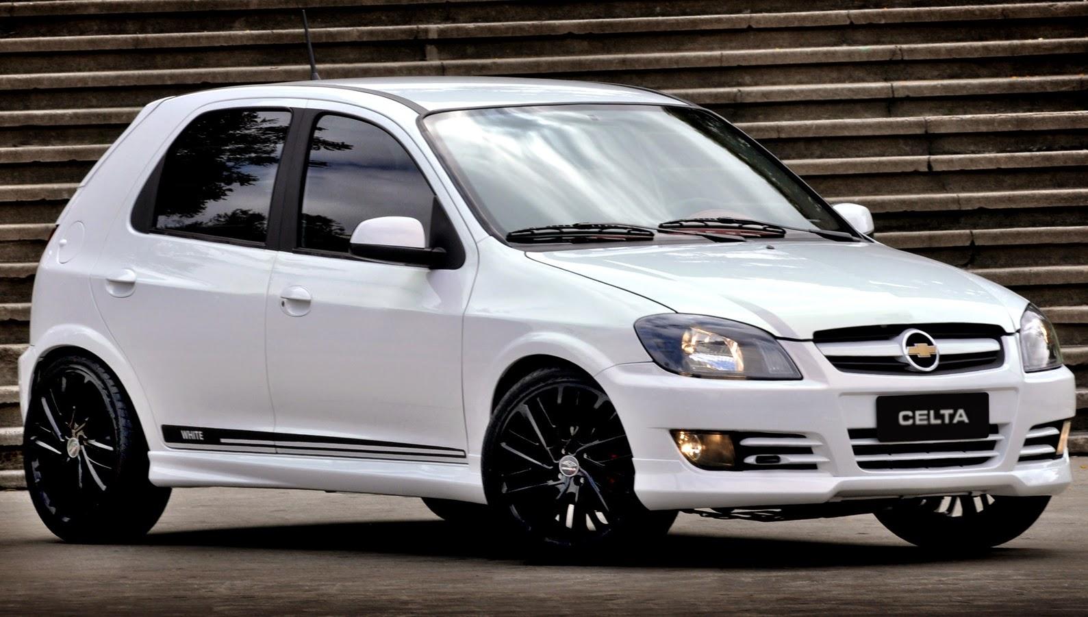 Chevrolet Celta deixa de ser produzido