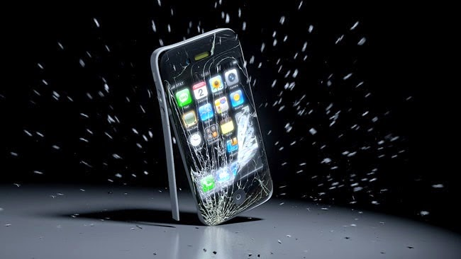 Apple gets new patent to protect the phone from falling