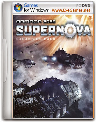 Armada 2526 SuperNova Game