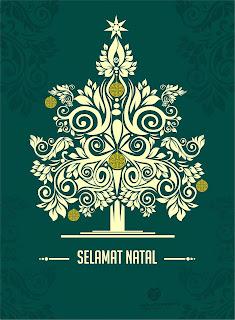 kartu natal, kartu ucapan, selamat natal