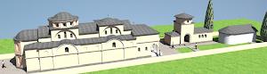 Proiectul viitoarei biserici