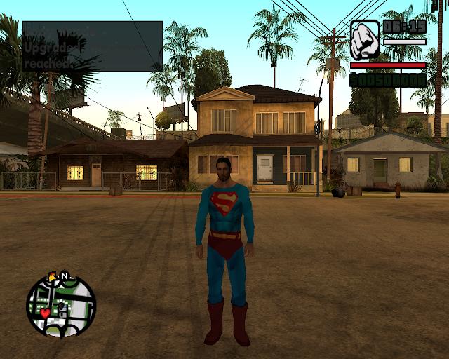 Gta San Andreas Superman Mod Cheats Gta San Andreas Superman Mod