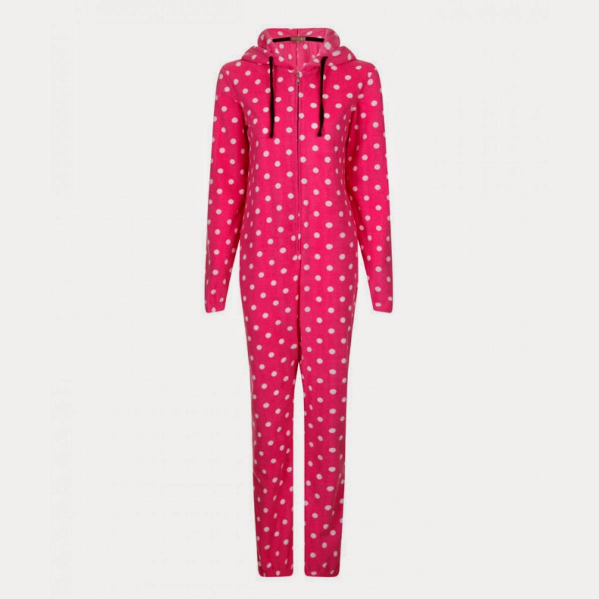 South Beach Official - Pink Polka Dot Onesie