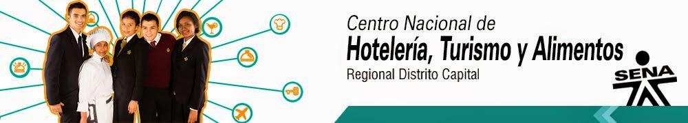 SENA - Centro Nacional de Hotelería, Turismo y Alimentos