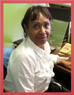 Iris Robinson, thank you for your volunteer service at Crisis Pregnancy Center of Tidewater!