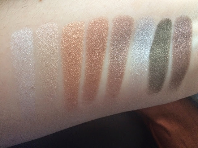 Makeup Revolution Iconic Pro 2 Swatches
