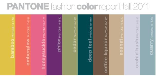 Feminine Color Retro Grace Fall Colors In The Fabric Stores Yet