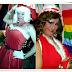 Travestis e Transexuais fazem atividades para comemorar o Natal em São Paulo