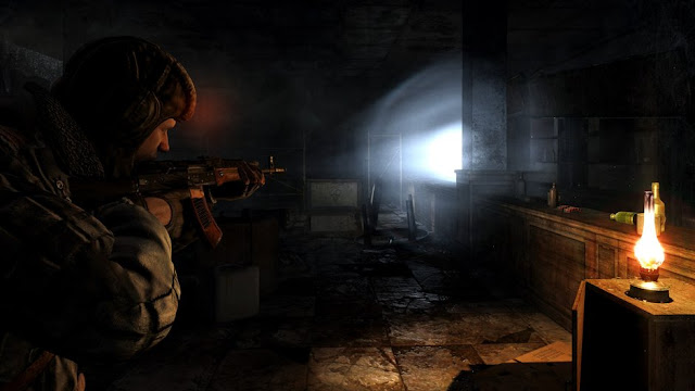 full and free Metro Last Light Pc Game