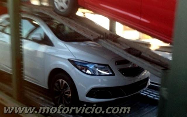 Novo Carro Chevrolet Onix Branco