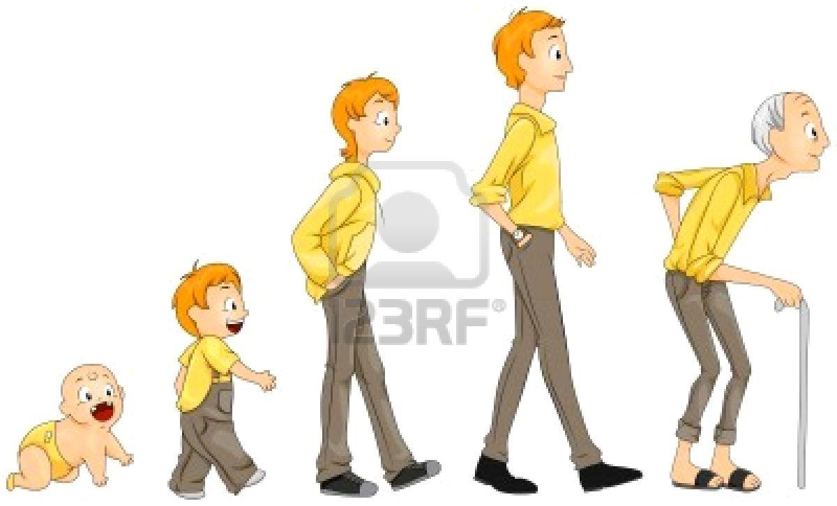De La Escuela De Familia Sobre El Ciclo Vital De Las Personas Plana