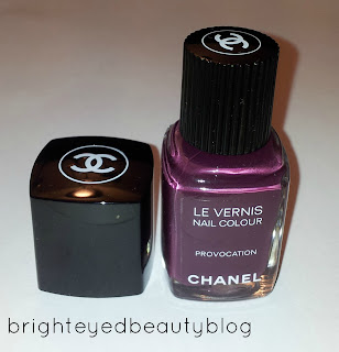 Chanel Le Vernis Vogue Fashion Night Limited Edition Nail Colour in Provocation