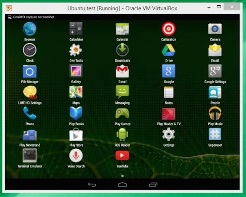 Emulador De Android X86