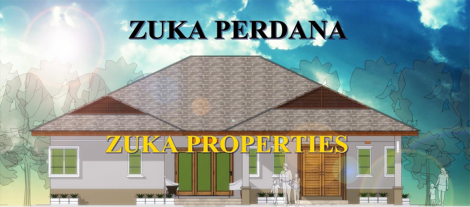 Rumah Zuka Properties Reka Bentuk Zuka