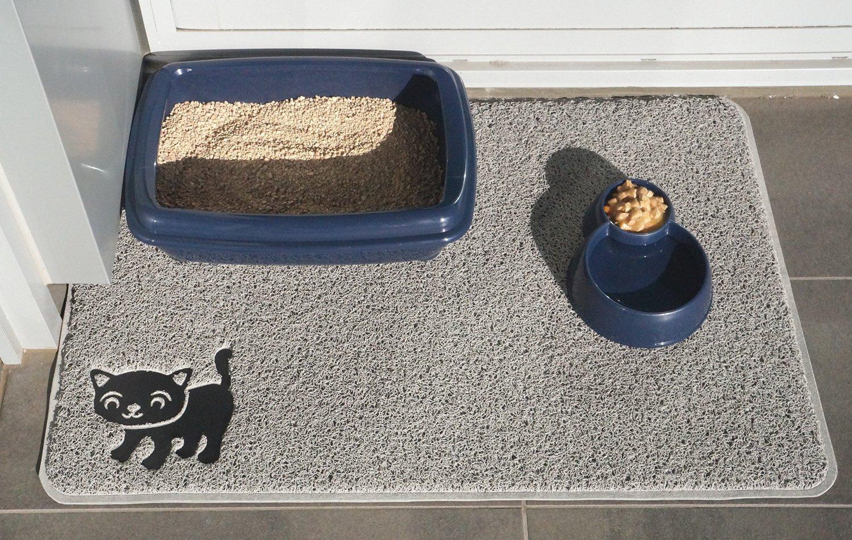 cat litter best design mats the to control reduce mat two blackhole patented beige australia layer