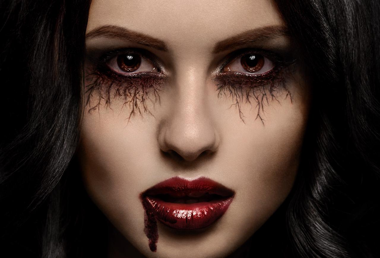 karolina zientek makeup blog quotthe vampire diares