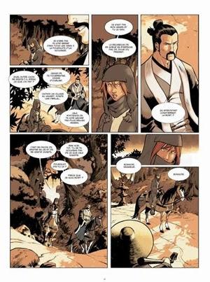 paginas de Isabellae nº1 : El Hombre Noche