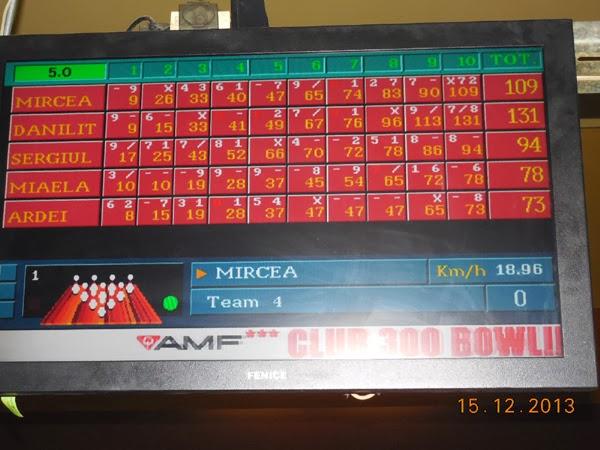 prima tura la bowling