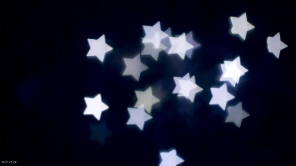 Burbujas, Estrellas y Mariposas.