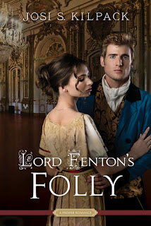 Heidi Reads... Lord Fenton's Folly by Josi S. Kilpack