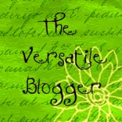 Honored Recipient of the Versatile Blogger Award