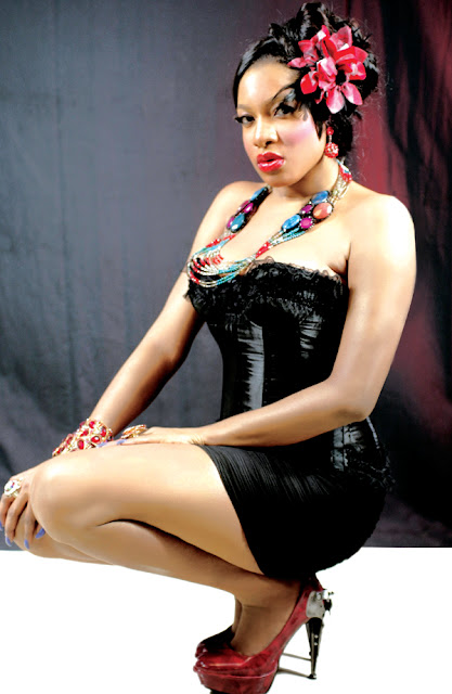 chika ike born again