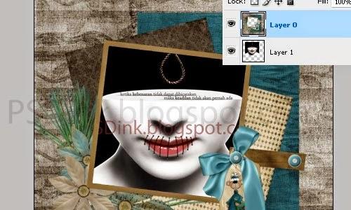Cara Membuat Bingkai di Photoshop