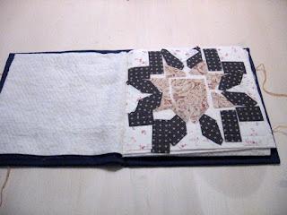 patchwork blok in blokkenboek