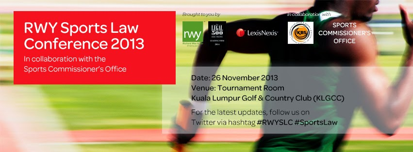 RWY Sports Law Conference 2013