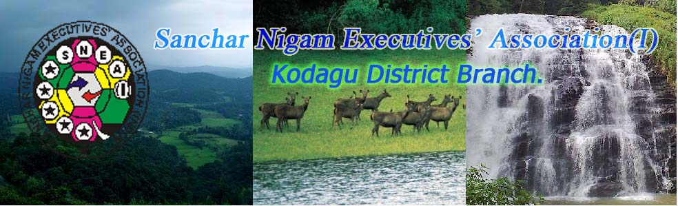 SNEA(I) KODAGU BRANCH