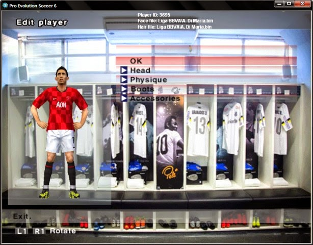 SAW Patch 2014-2015 for PES6 Full Transfer + Cara Install