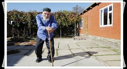 :: Tertua di dunia... Akhirnya meninggal dunia ::