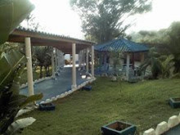 Foto da Escola Joquim Goulart no bairro Serrote em Registro-SP
