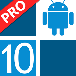 Win 10 Launcher Pro v1.8 Apk Gratis