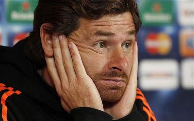 Villas-Boas se 'desplomó' en elogios hacía Guardiola