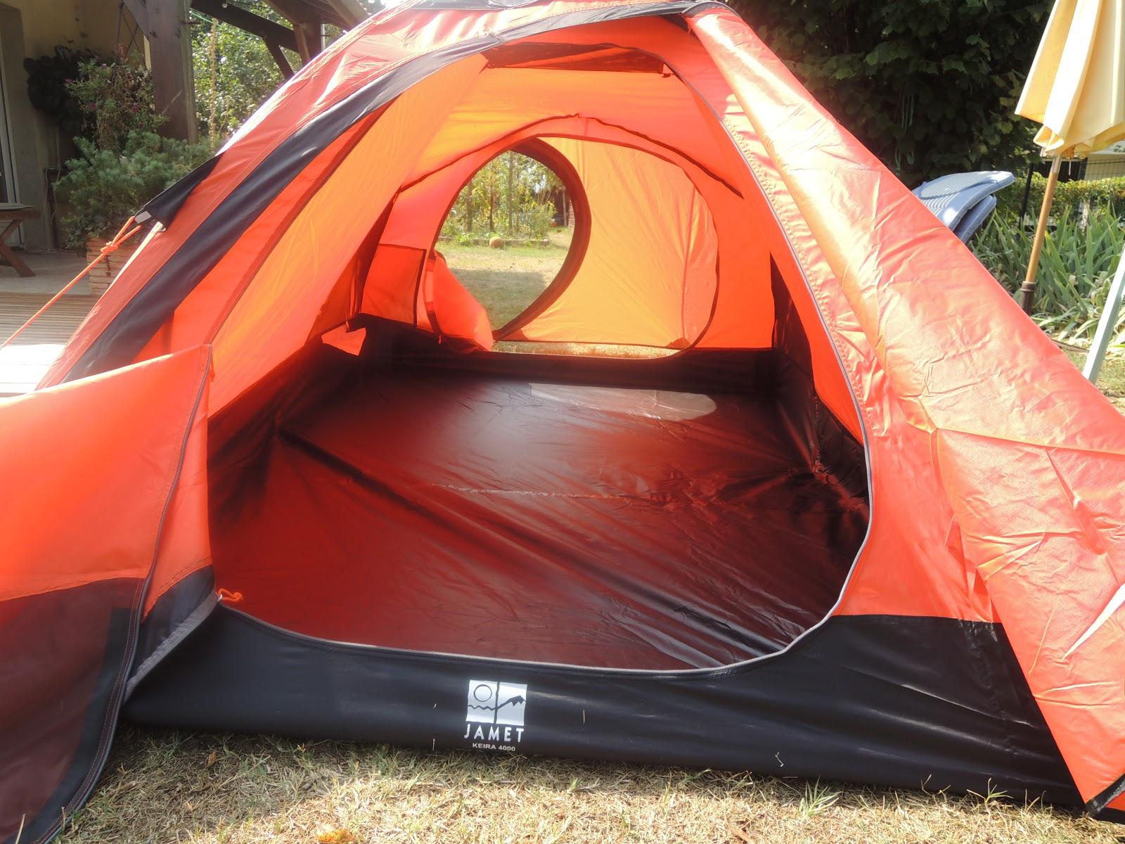 patagonie materiel de camping