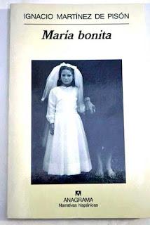 """""""María bonita"""" - I. Martínez de Pisón."""