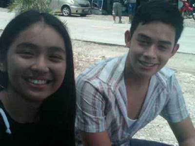 Kathryn Bernardo and Diego Loyzaga in Mara Clara