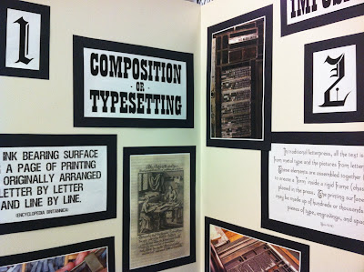 compostition and typesetting