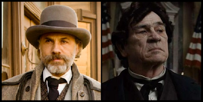 Christopher Waltz y Tommy Lee Jones: mejores actores secundarios del 2012
